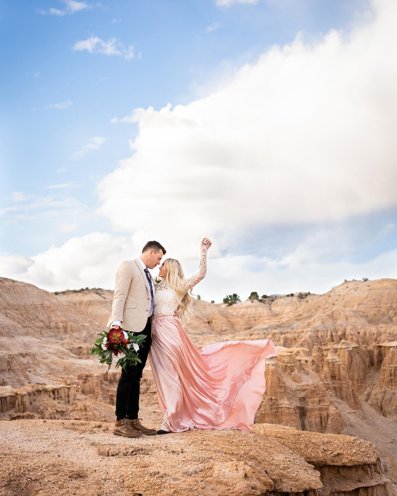 wedding couples elopement photography